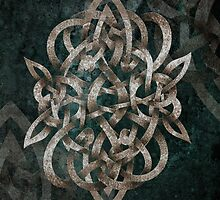Celtic Knotwork -  Bracer Knot by jphphotography