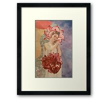 Blooming Framed Print