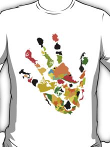 World in your hand T-Shirt