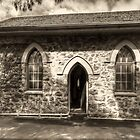 St. John's the Evangelist Anglican Church, Albany, WA. #2 by Elaine Teague