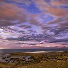 Comet Lovejoy at Terrigal by Mike Salway
