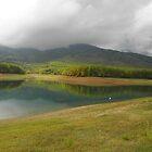 Plastiras Lake III by gstella