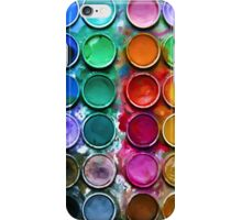 The iPaintBox iPhone Case/Skin