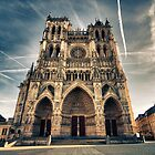 Notre Dame Amiens by Explosive Curiosity