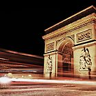 Arc de Triomphe by Explosive Curiosity