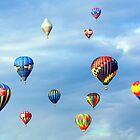 Reno Balloon Races by SB  Sullivan