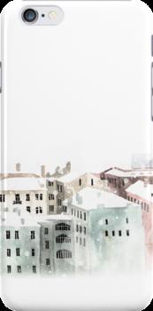 Roofs by Nastia Larkina