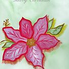 Christmas Brooch by Anne Gitto