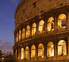 Colosseum by Sam Tabone