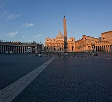 St.Peters by Sam Tabone