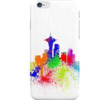 Seattle Skyline Graffiti II iPhone Case iPhone Case/Skin