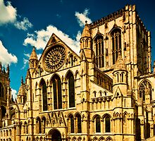 Magnificent Minster by John Hare