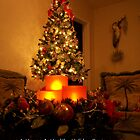 Happy Holiday Wishes by Kathy Baccari