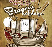 Braavos Holidays Poster by quigonjim