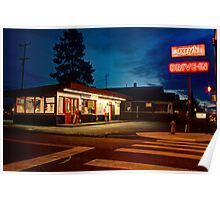 Ray's Drive In Poster