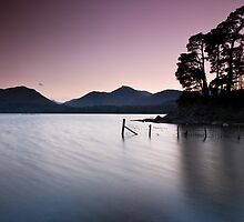 Friars Rock, Derwent Water by mattcattell