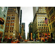 NYC013 Photographic Print