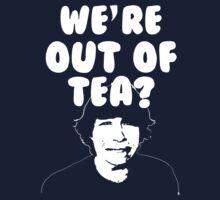 Tea Shortage by Rachel Miller