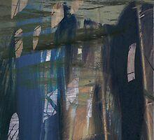 Urban Blue by Jane Underwood