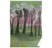 Spring Breeze Poster