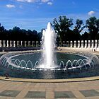 World War II Memorial Fountain - Washington D.C. by CalumCJL