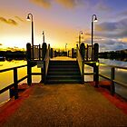 Jetty Dawn by tracielouise