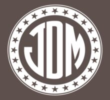 JDM Monogram by JDMSwag