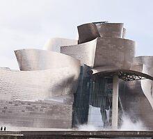 Guggenheim Bilbao by Kim Jackman