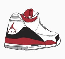 Fire Red 3's by Dancas