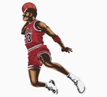 Michael Jordan by Dancas