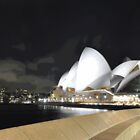 Sydney Oprah House by go2far