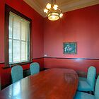 Customs House Conference Room  Brisbane  Queensland by William Bullimore