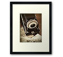 Agfa Billy Record  Framed Print