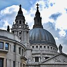 St Paul's HDR by Claire Elford