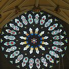 Rose Window by neon-gobi
