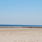 Peaceful beach by Toots2