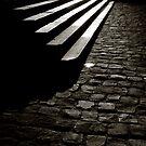 Escaliers, Paris by Laurent Hunziker