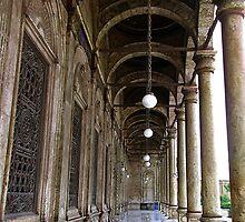 Mosque of Mohammed Ali  by Jenn Shiels