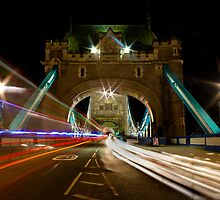 Tower Bridge London by Neil  Pickin