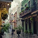 Exchange Alley   New Orleans by Alfonso Bresciani