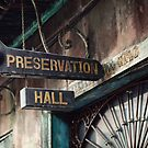 Preservation Hall   New Orleans by Alfonso Bresciani