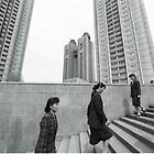 Changes ? North Korea by yoshiaki nagashima