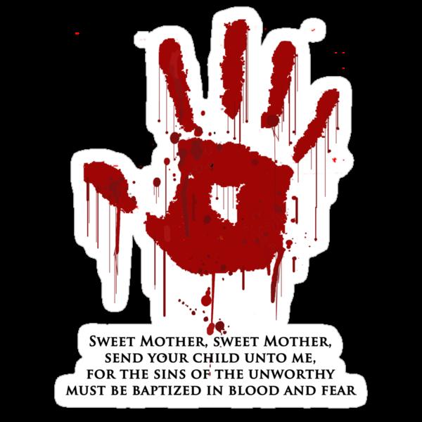 AWESOME Dark Brotherhood Black Sacrament! by xApocalypsia