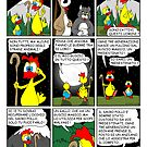 "Rick the chick  ""THE MAGIC SHELL (ITALIANO) parte 21"" by CLAUDIO COSTA"