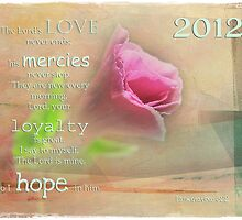 Hope for the New Year by Olga