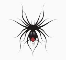 Black Widow by muskitt