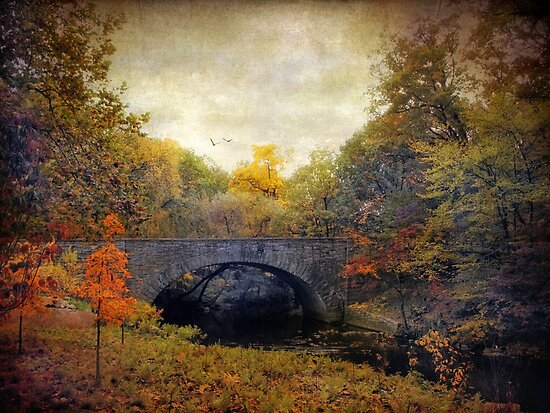 Autumn  Ambiance by Jessica Jenney