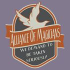 Alliance of Magicians by johnbjwilson