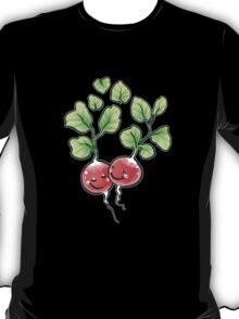 Veggie Lovin' white lining T-Shirt