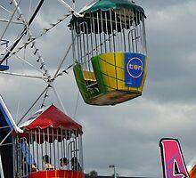 Ferris Wheel by STHogan